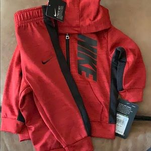 NWT Nike Dry Fit Jogger outfit